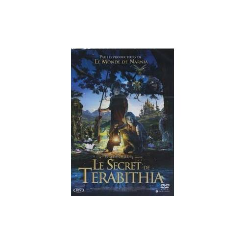 DVD - LE SECRET DE TERABITHIA