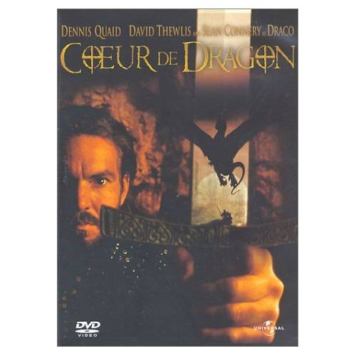 DVD - COEUR DE DRAGON