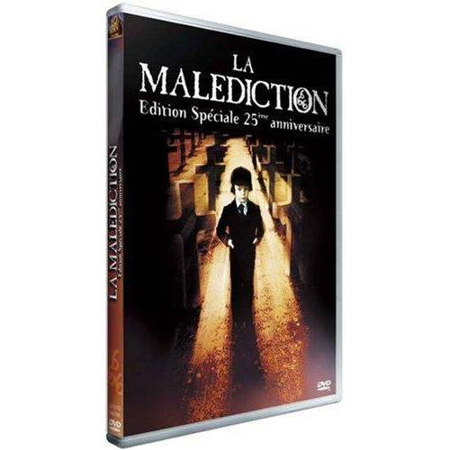 DVD - LA MALÉDICTION [ÉDITION COLLECTOR]