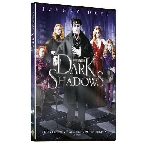 DVD - DARK SHADOWS