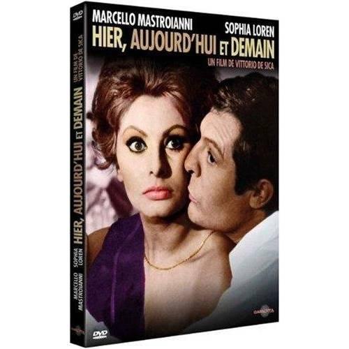 DVD - HIER, AUJOURD'HUI ET DEMAIN