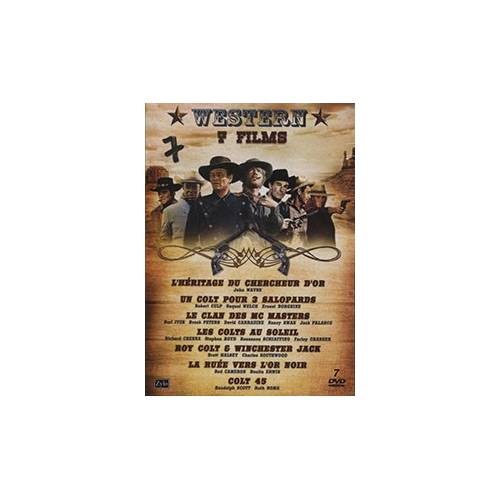 COFFRET WESTERN - 7 FILMS