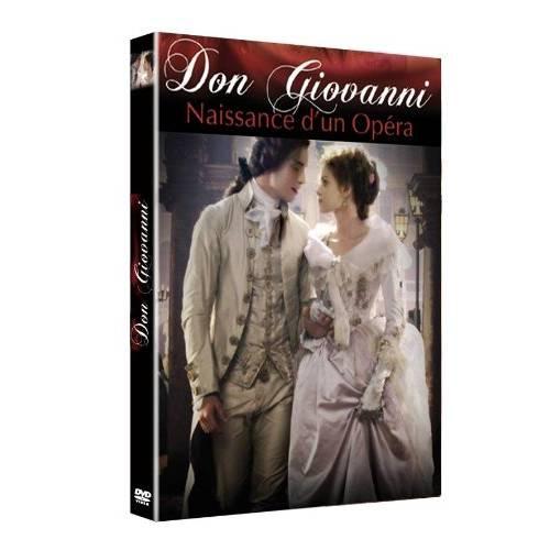 DVD - DON GIOVANNI - NAISSANCE D'UN OPÉRA