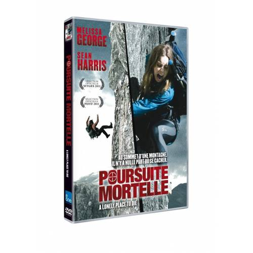 DVD - POURSUITE MORTELLE