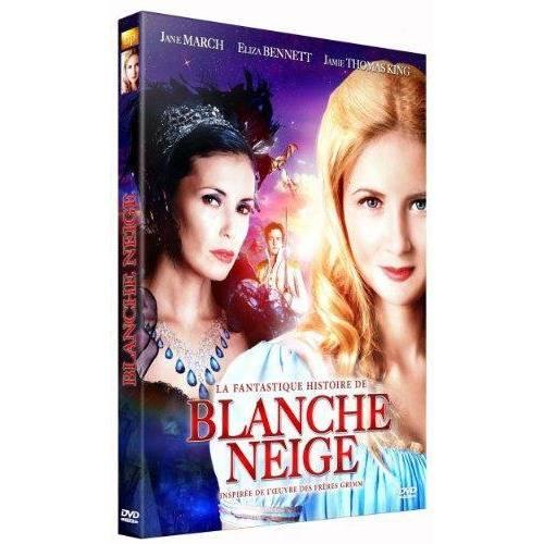 DVD - LA FANTASTIQUE HISTOIRE DE BLANCHE NEIGE