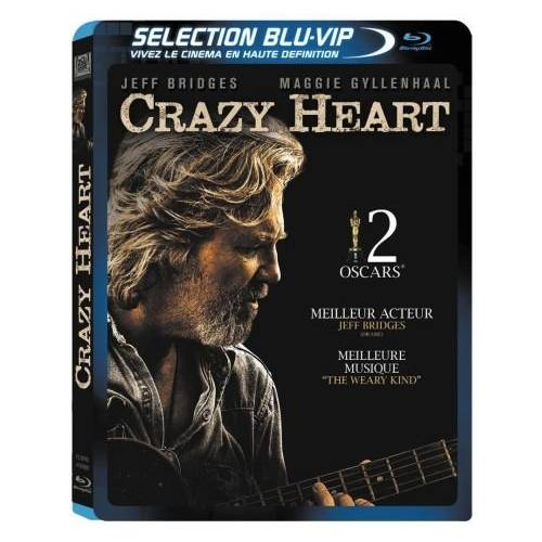 Blu-ray - CRAZY HEART