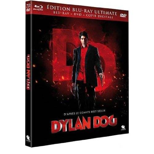 DYLAN DOG - COMBO BLU-RAY + DVD - EDITION ULTIMATE [BLU-RAY] [ULTIMATE EDITION]
