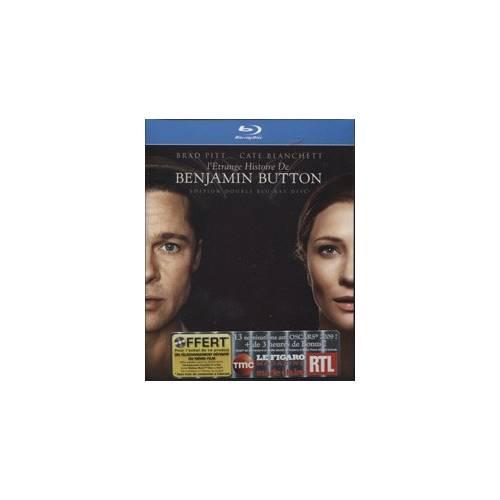 Blu-ray - L'ÉTRANGE HISTOIRE DE BENJAMIN BUTTON