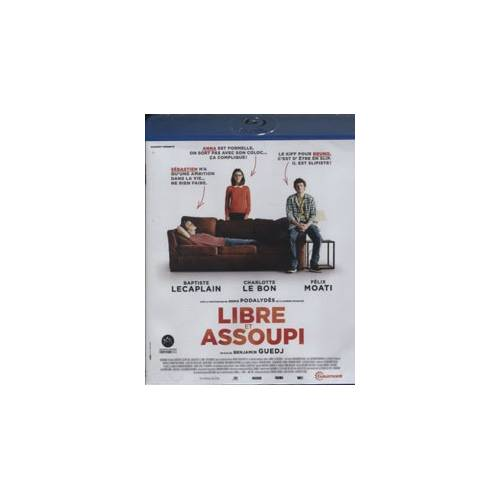 Blu-ray - LIBRE ET ASSOUPI