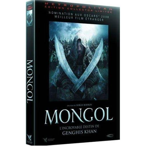 DVD - MONGOL - EDITION COLLECTOR LIMITÉE 2 DVD [ÉDITION COLLECTOR LIMITÉE]