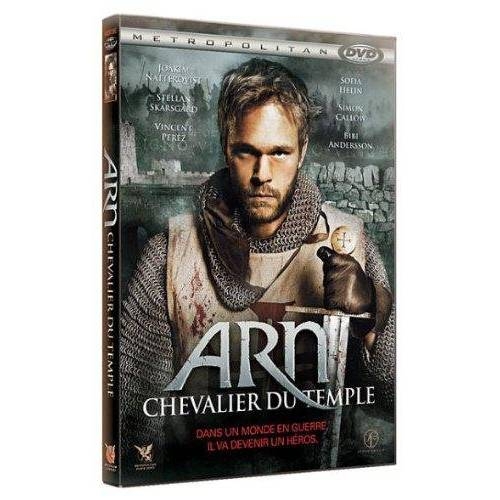 DVD - ARN, CHEVALIER DU TEMPLE [ÉDITION COLLECTOR]