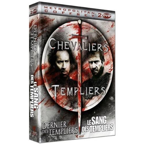 DVD - LE SANG DES TEMPLIERS + LE DERNIER DES TEMPLIERS