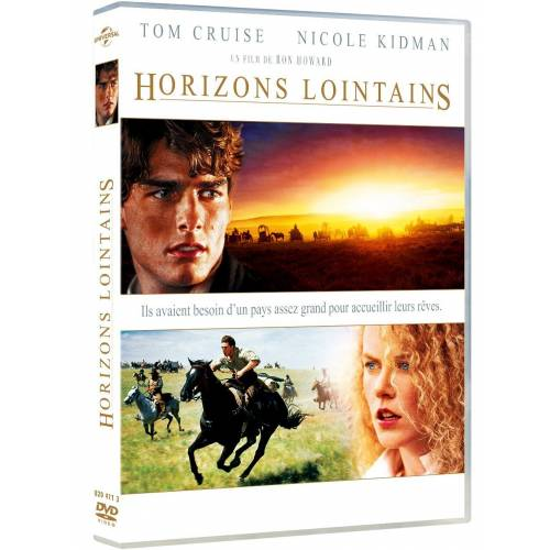 DVD - HORIZONS LOINTAINS