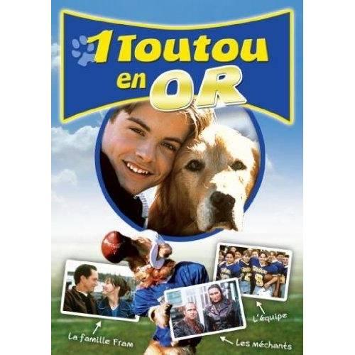 DVD - AIR BUD 2 - 1 TOUTOU EN OR