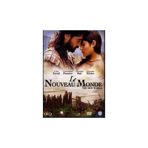 DVD - LE NOUVEAU MONDE