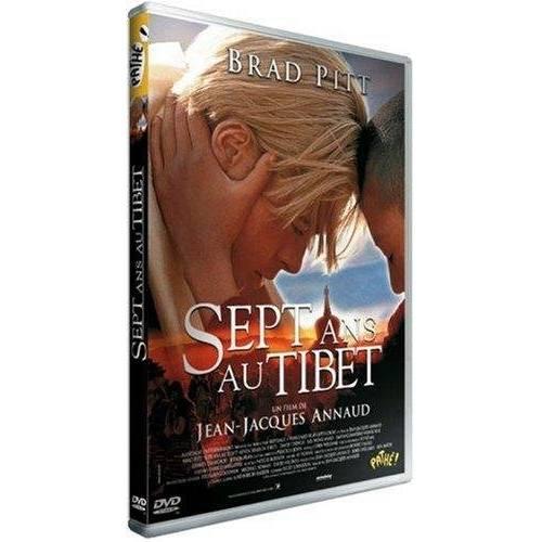 DVD - SEPT ANS AU TIBET