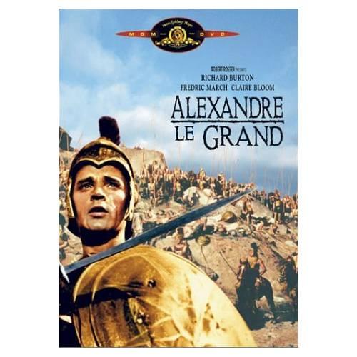 DVD - ALEXANDRE LE GRAND