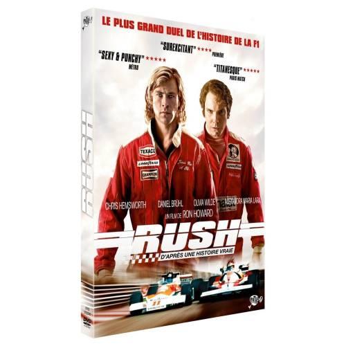 DVD - RUSH