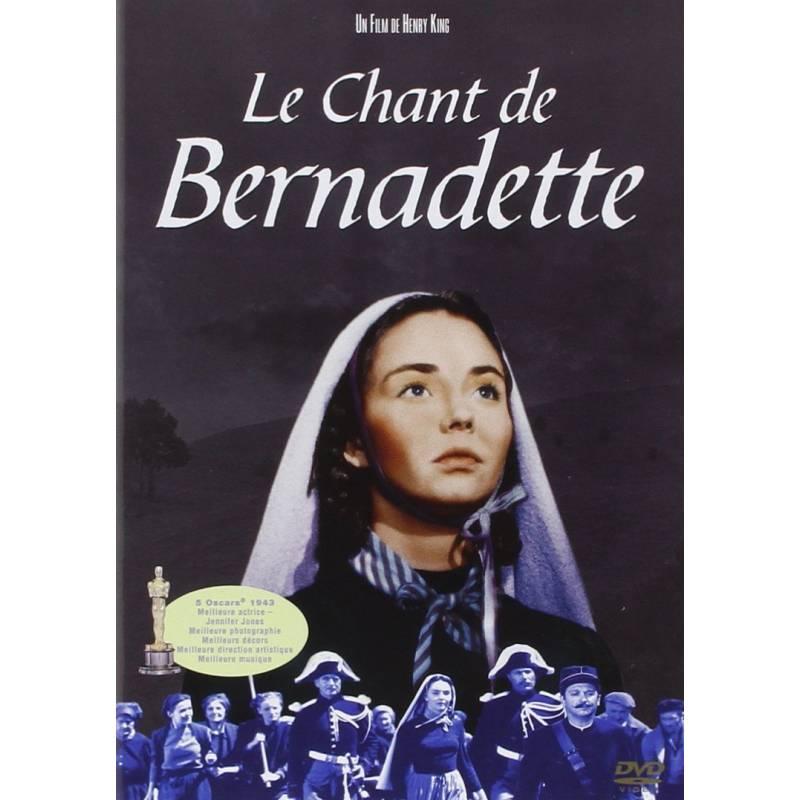 DVD - LE CHANT DE BERNADETTE