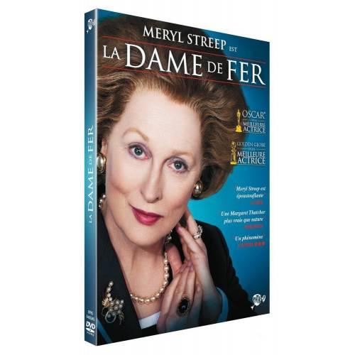 DVD - LA DAME DE FER