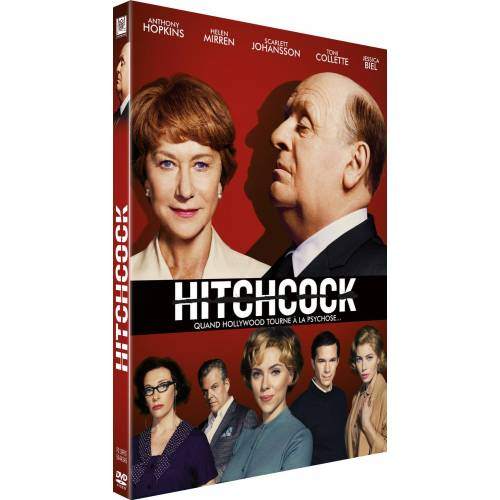 DVD - HITCHCOCK