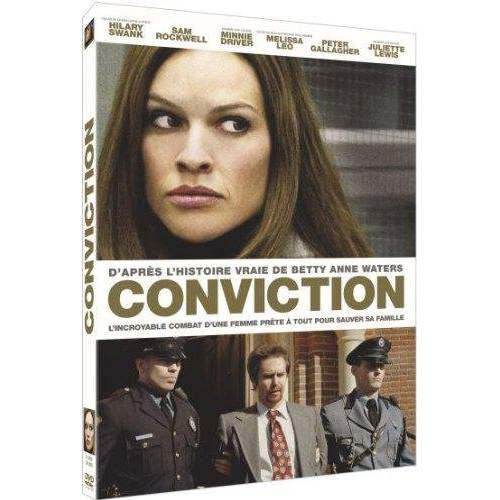 DVD - CONVICTION