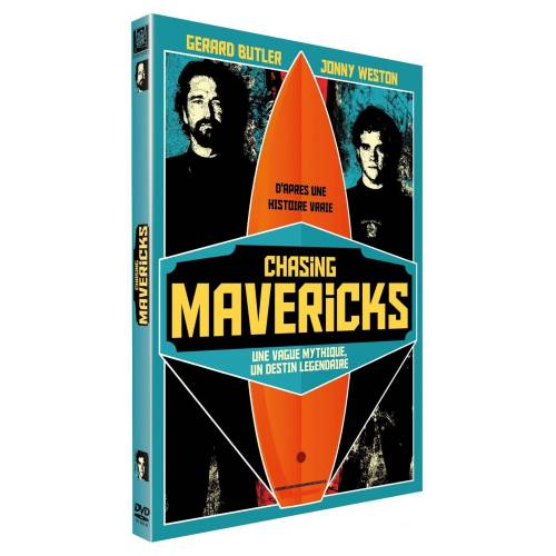 DVD - CHASING MAVERICKS