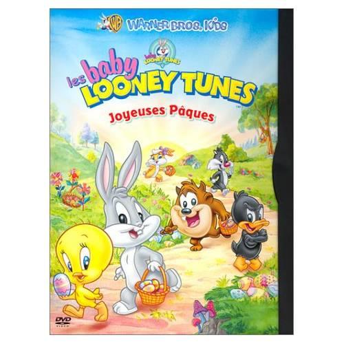 DVD - LES BABY LOONEY TUNES : JOYEUSES PÂQUES