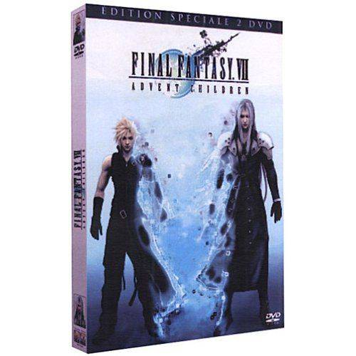 DVD - Final Fantasy VII: Advent Children [Special Edition]