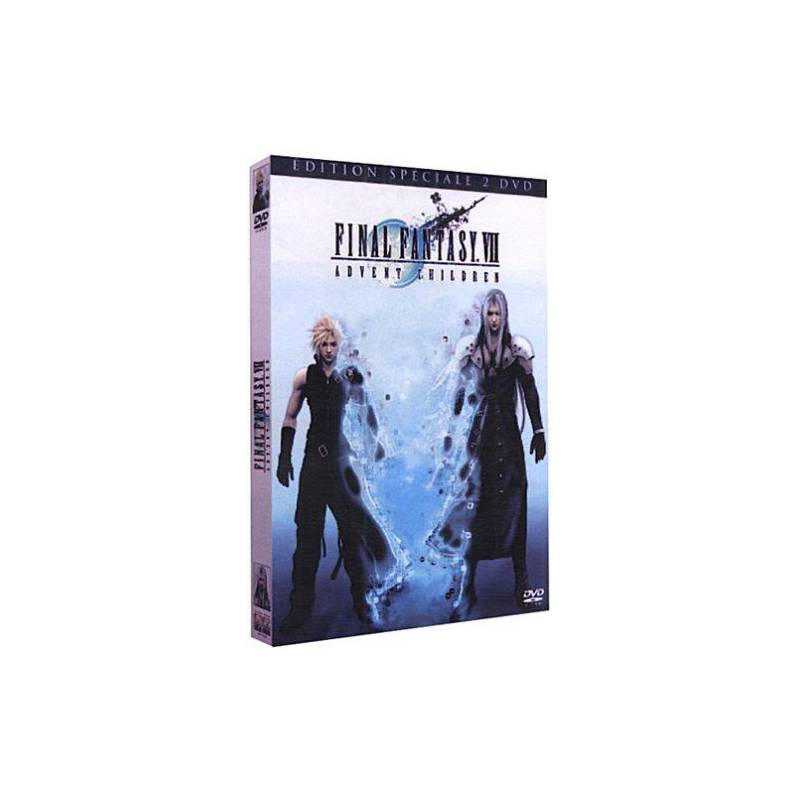DVD - Final Fantasy VII: Advent Children [Édition Spéciale]
