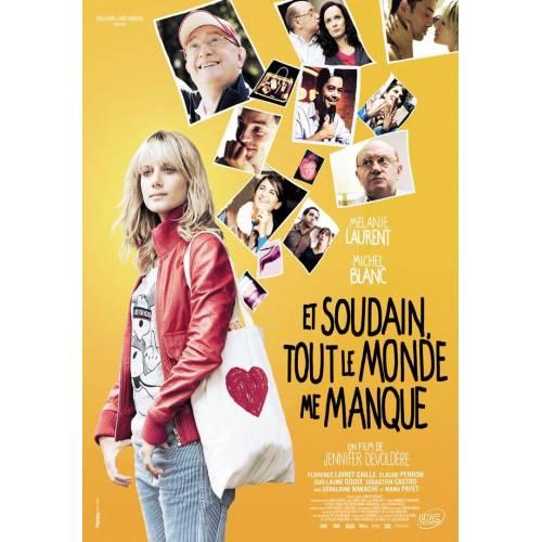 DVD - ET SOUDAIN, TOUT LE MONDE ME MANQUE