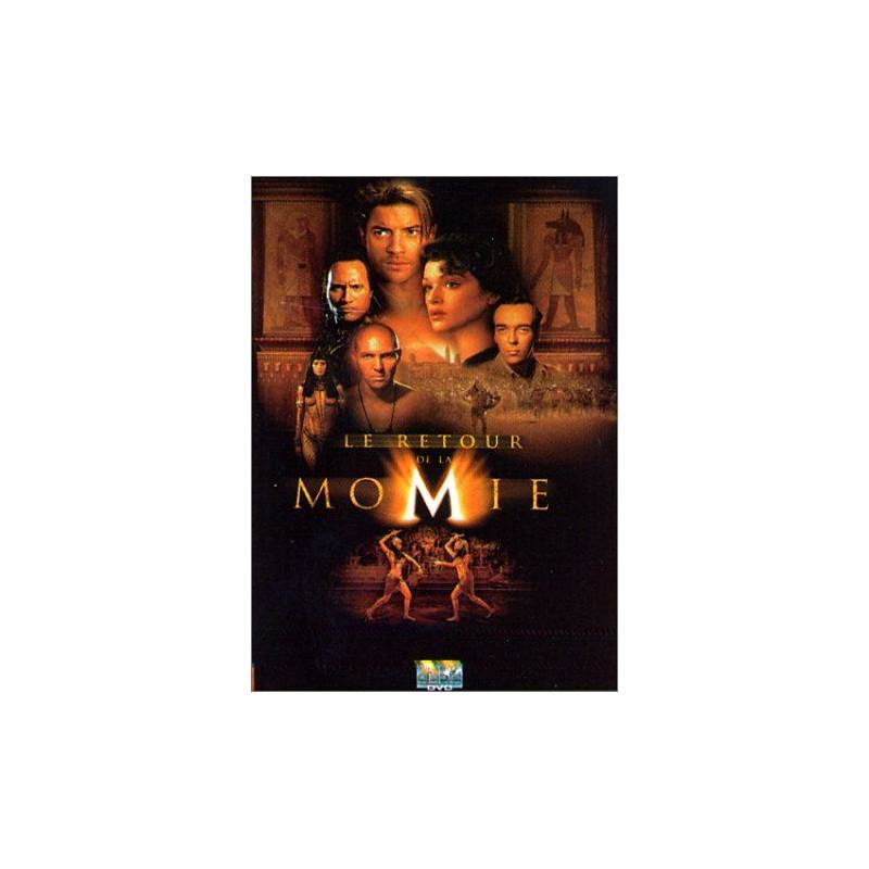 DVD - The Mummy Returns (Collector's Edition) [Ultimate Edition]