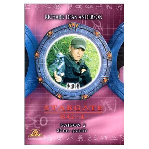DVD - STARGATE SG-1 - SAISON 2 - COFFRET 2B