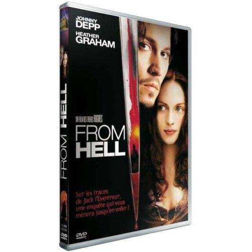 DVD - FROM HELL
