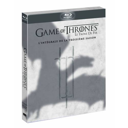 Blu-ray - GAME OF THRONES - SAISON 3