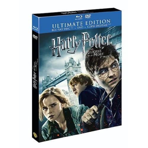 Blu-ray - HARRY POTTER ET LES RELIQUES DE LA MORT - 1ÈRE PARTIE