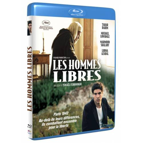 Blu-ray - LES HOMMES LIBRES