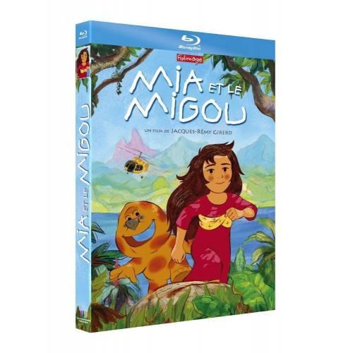 Blu-ray - MIA ET LE MIGOU