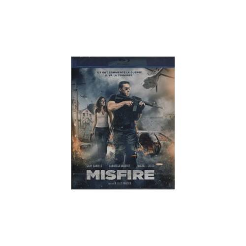 Blu-ray - MISFIRE