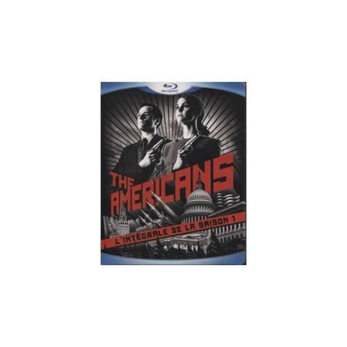 Blu-ray - THE AMERICANS - L'INTÉGRALE DE LA SAISON 1