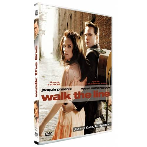 DVD - WALK THE LINE