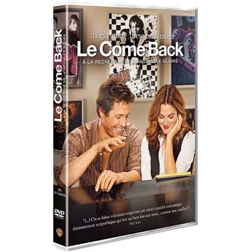 DVD - LE COME BACK