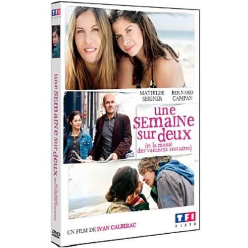DVD - UNE SEMAINE SUR DEUX (ET LA MOITIÉ DES VACANCES SCOLAIRES)