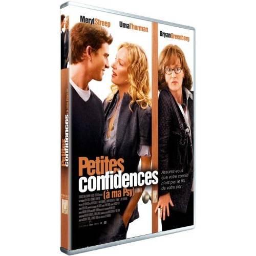 DVD - PETITES CONFIDENCES À MA PSY