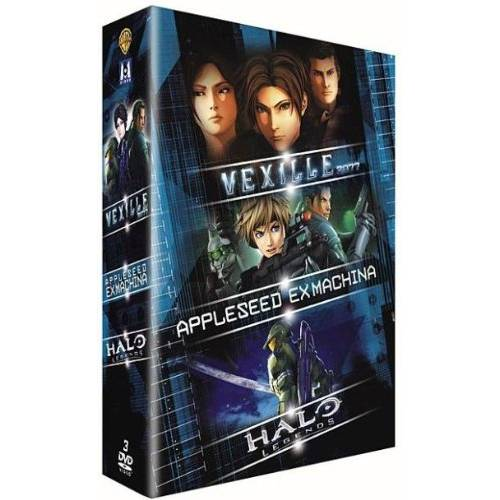 DVD - COFFRET - JAPANIM