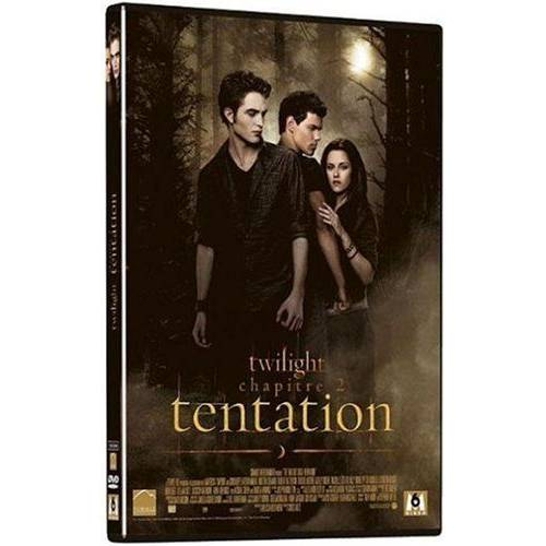 DVD - Twilight - chapitre 2 : Tentation - Edition simple