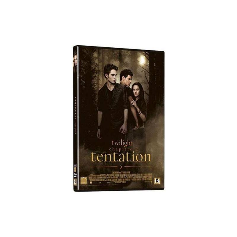 DVD - Twilight - Chapter 2: New Moon - Single Edition