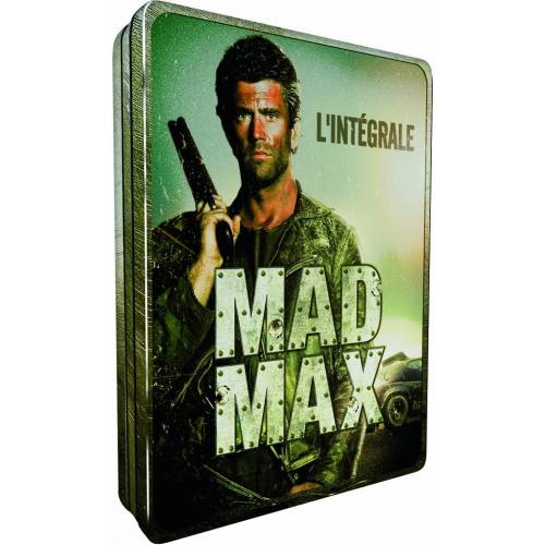DVD - Mad Max - L'intégrale [Édition Limitée]