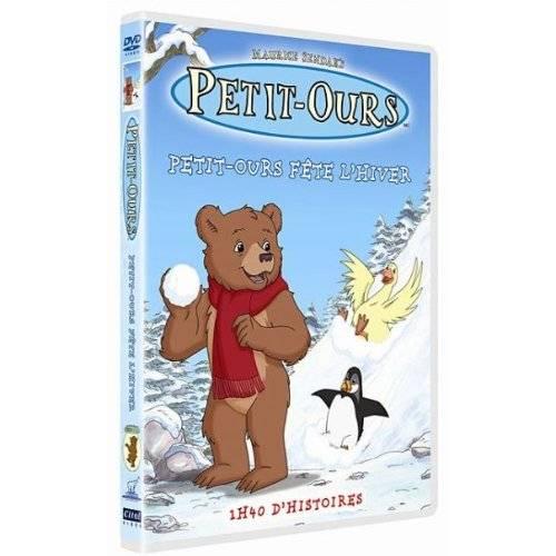 DVD - Petit ours : Petit Ours fête l'hiver