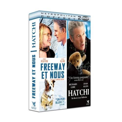 DVD - FREEWAY ET NOUS + HATCHI